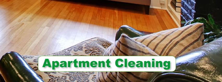 Affordable apartment cleaning