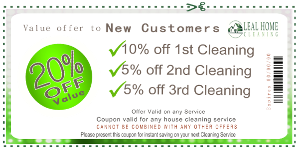 50-cleaning specials