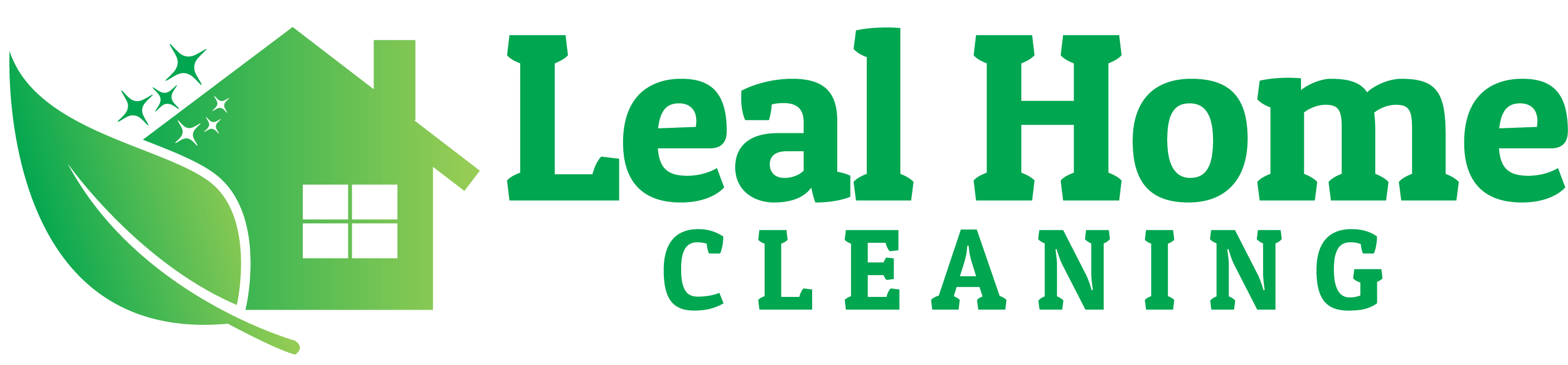 Leal Home Cleaning Logo